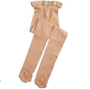 Girl's Dance Transition Tights